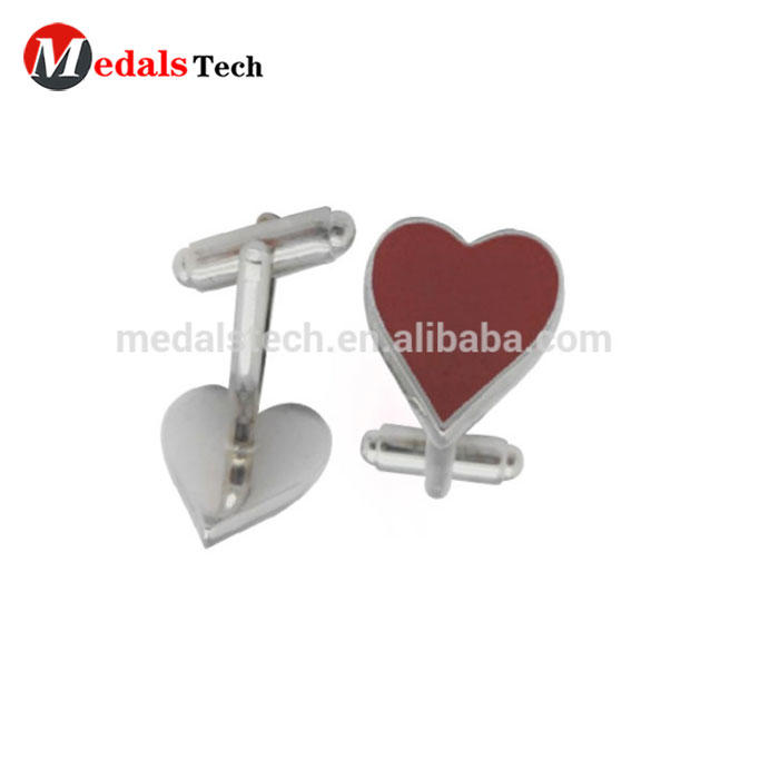 Wholesale custom metal quality cufflink