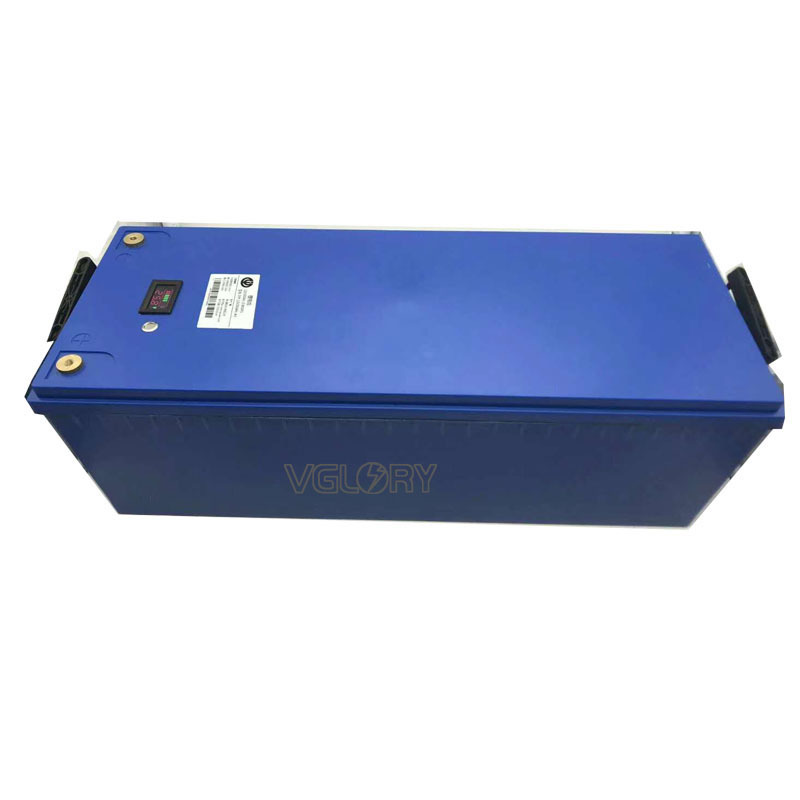 Full protection deep cycle 24v 100ah battery lifepo4
