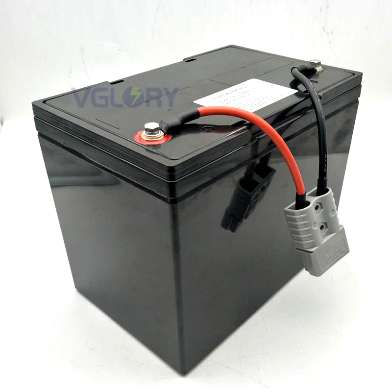 China Wholesale Be charged anytime 24v lithium iron phosphate battery 12v 100ah