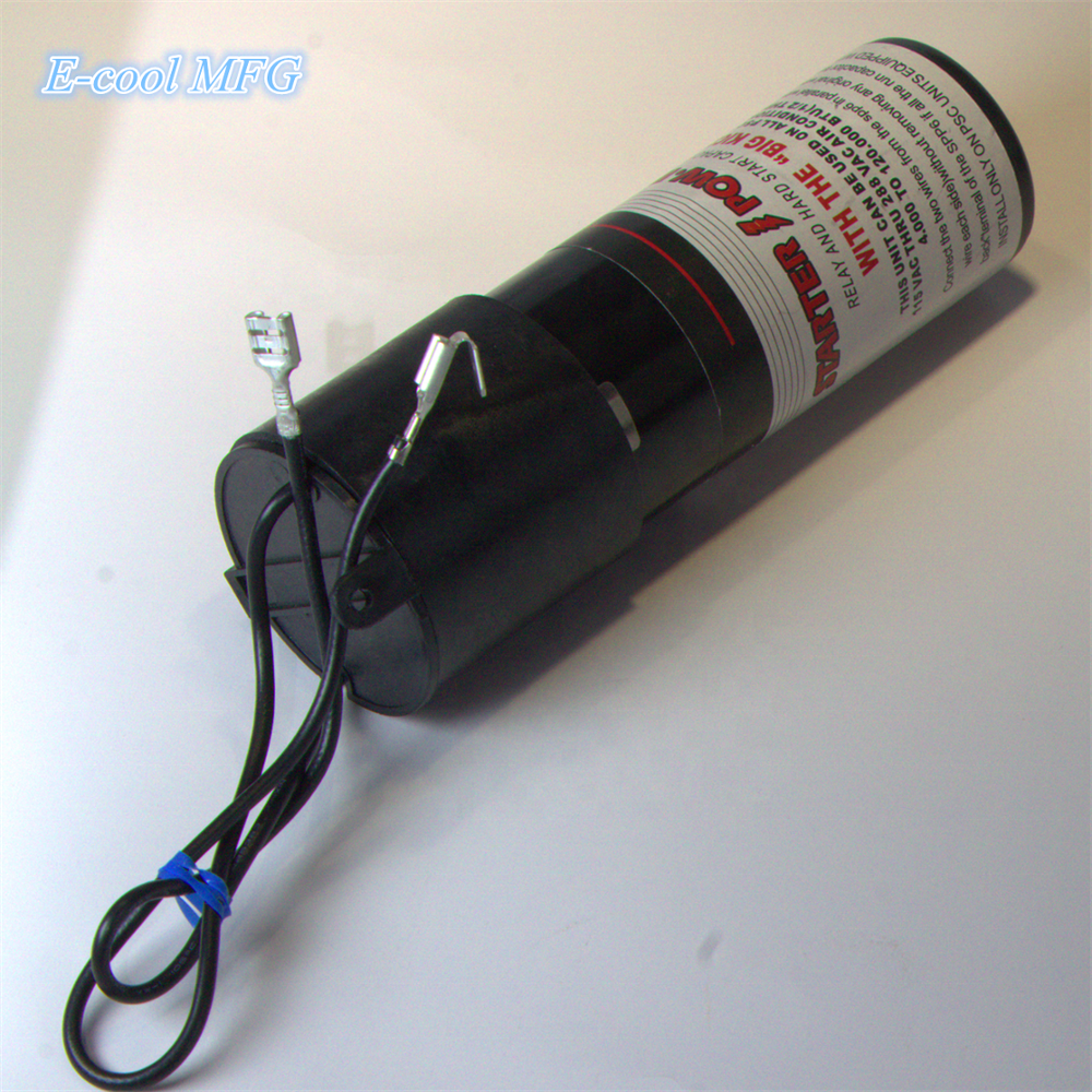Factory Directly Supply Spp5 Hard Start Kit Capacitor