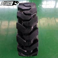 31x6x10 10-16.5 solid skid steer tires 10x16.5 mould on solid tires