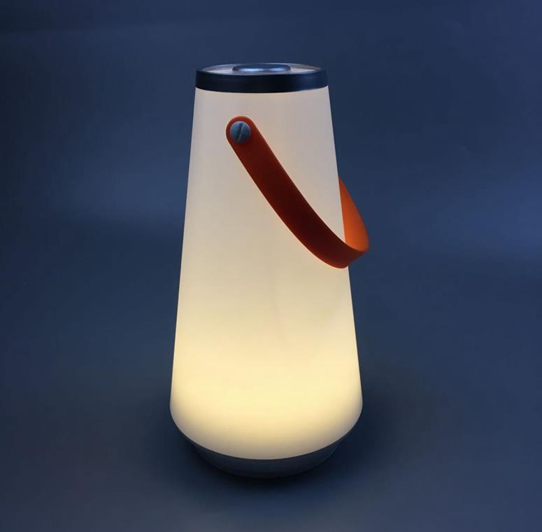 OEM Modern Camping lantern LED with USB rechargeable for table lamp decoration in home night light