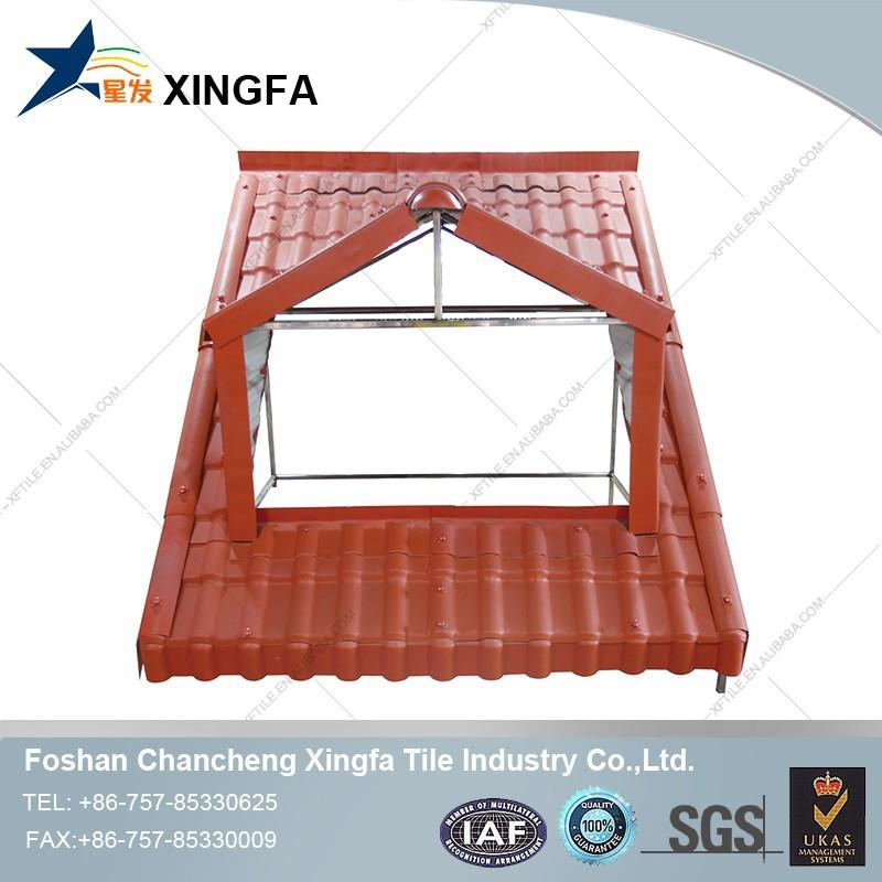 Price Tile Patio Roof Synthetic Resin Roof Tile Clear Plastic Roofing Sheet