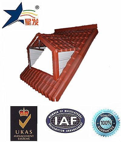 anti-corrosion dormer decoration beautiful roofing sheet