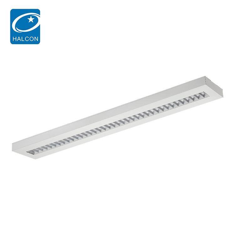 China Manufacturer steel sheet 40 50 watt led office lamp