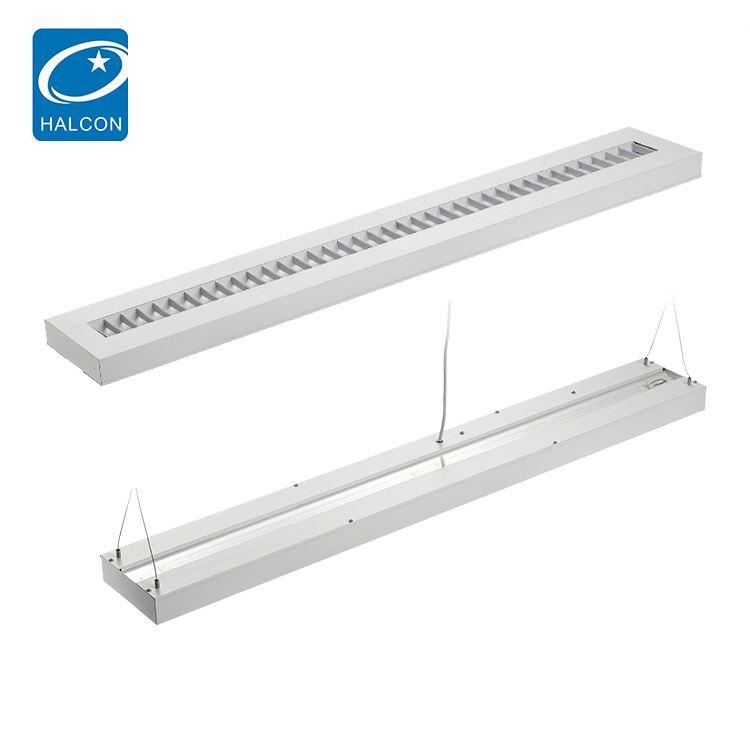 Top quality dimming 4ft 5ft 40 50 watt LED Lighting Fixture