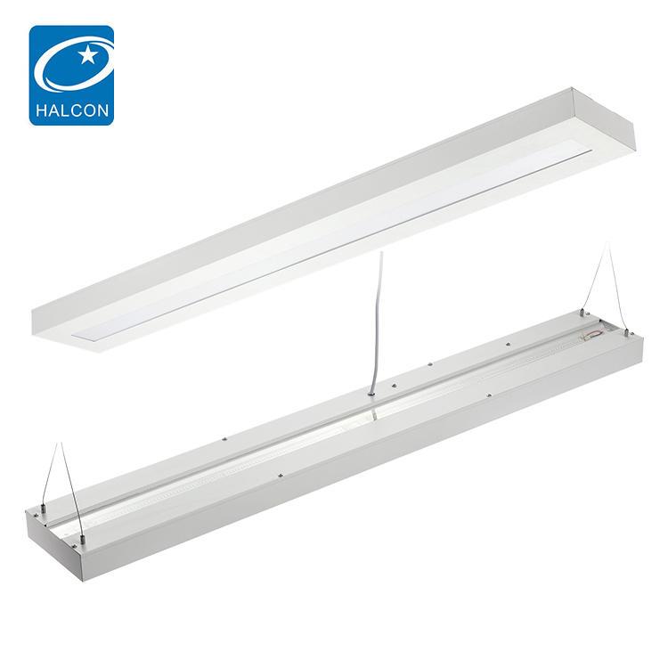 Best Seller Adjustable 4ft 40w 5ft 50w Smd Led Strip Batten Lamp