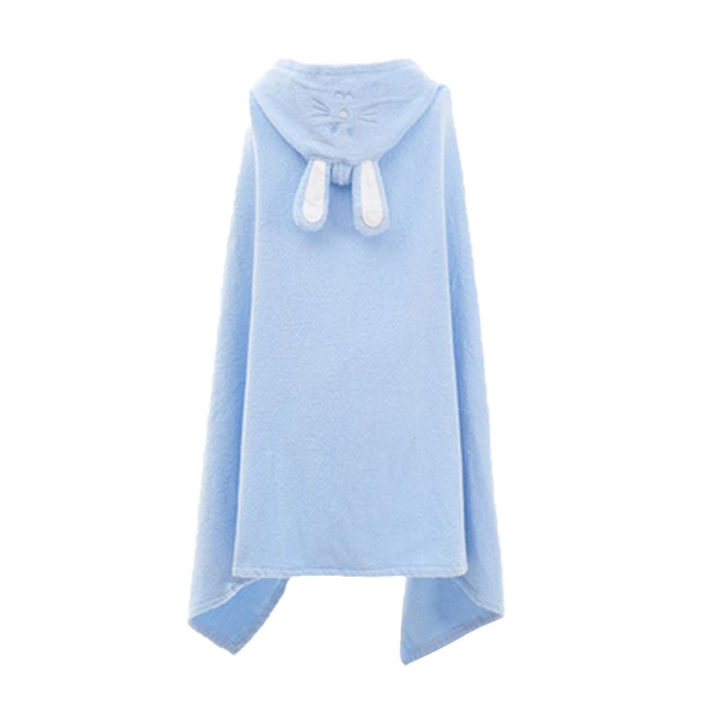Bamboo Hooded Baby Towel with Soft Hand Feeling