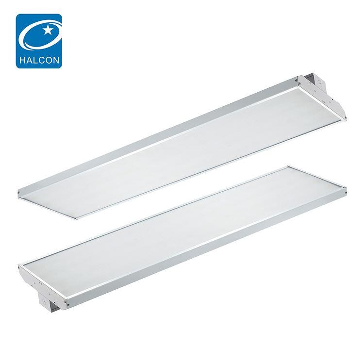 Low power slim AC 2ft 4ft 80 100 140 165 220 225 325 watt linear led pendant lamp
