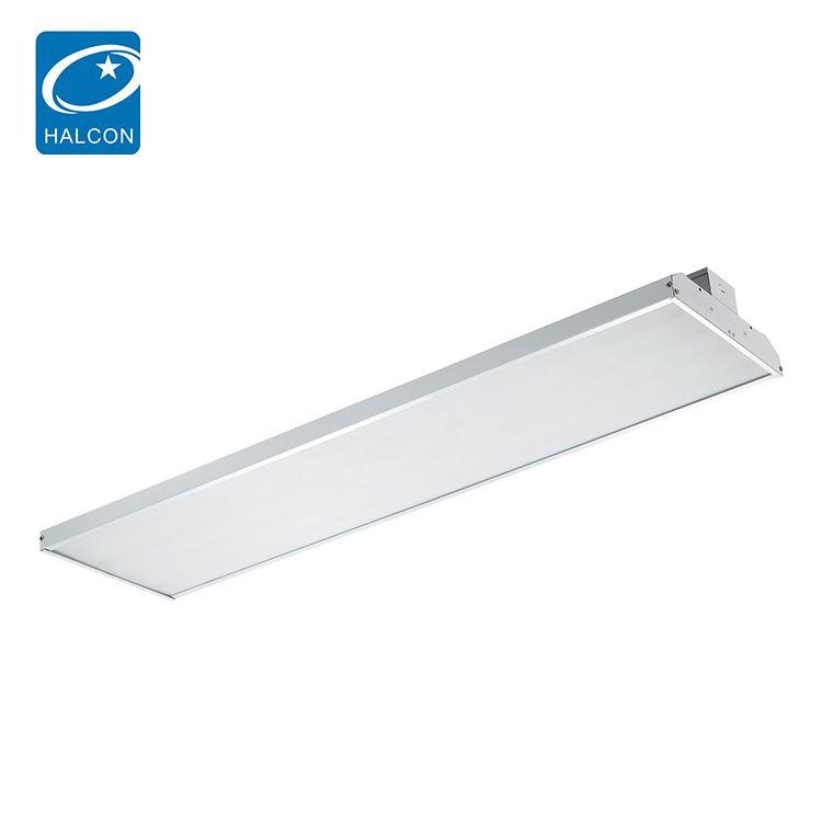 New design pc material 80 100 140 165 220 225 325 w led recessed linear light