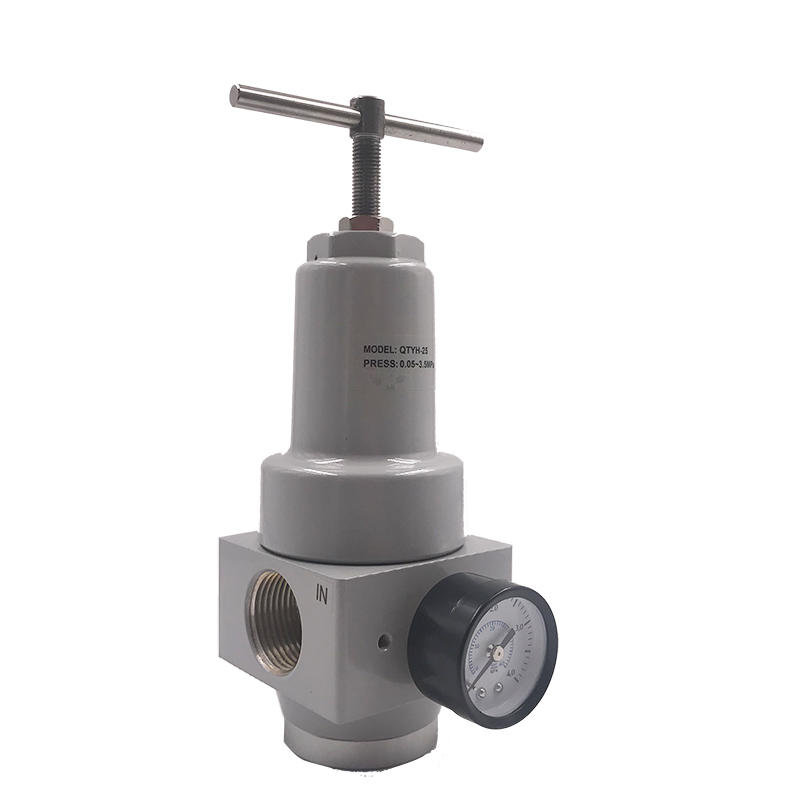 Environment-friendly QTYH-25 1 inch pressure relief check valve air valve Pressure Relief Valve