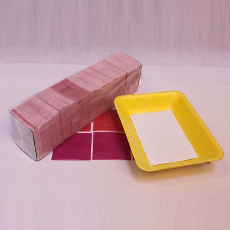 Eco-Friendly Customized Size Food Liquid Absorbent Pads