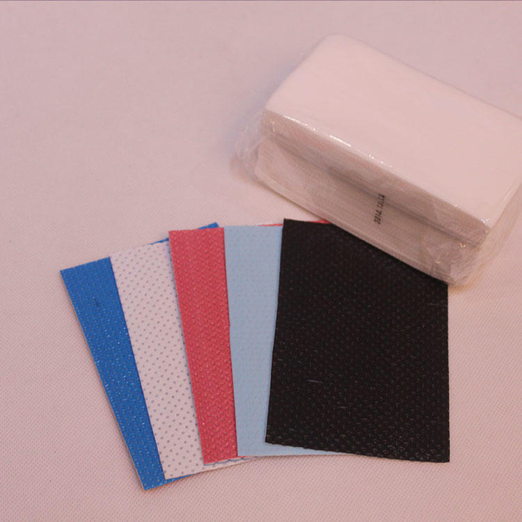 Custom Made Universal Food Grade Absorbent Pads For Meat Fish Packaging
