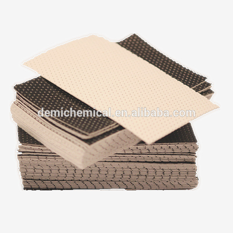 Demi Super Absorbent Polymer Food Pads For for Meat Packaging