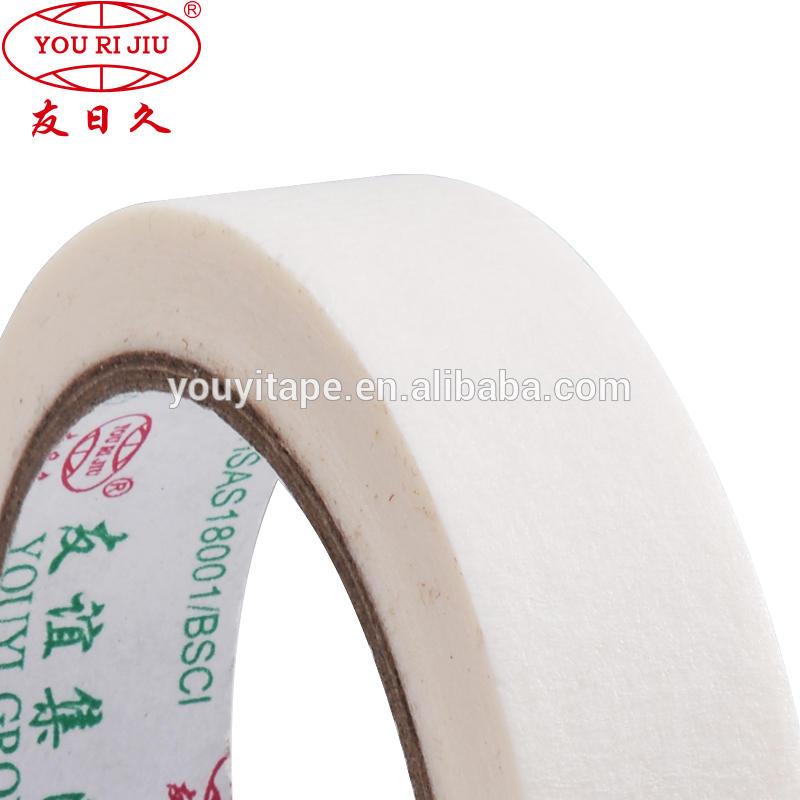 Custom Colorful Crepe Sticker Paper Masking WashiTape