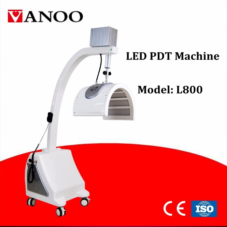 China First PDTLED therapy manufacturer Biological light acneremovalLED Light Therapy 1680pcs lamps LED PDT machine