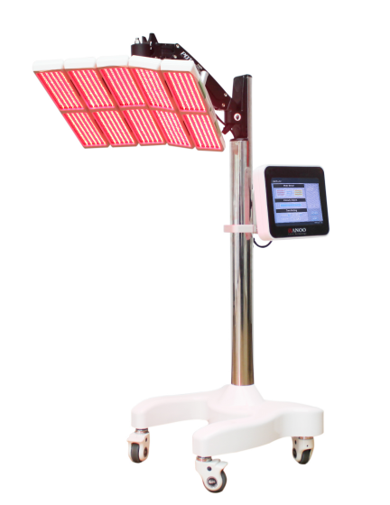 SHANGHAI VANOO ISO13485 APPROVAL PDTLED Factory supply photodynamic therapy LEDPDT light device with blue red light