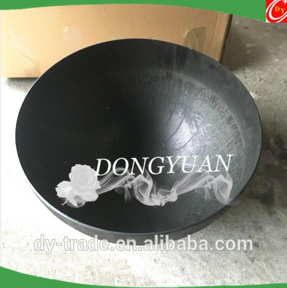 Black Steel Half Ball, Carbon Steel Hollow Balls for Metal Crafts