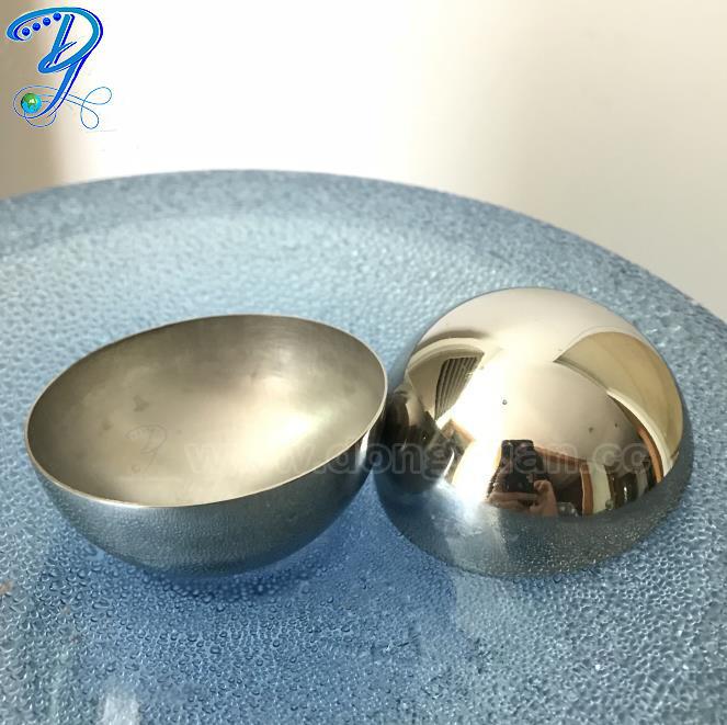 Ball Sharp Stainless Steel Fizzy Bath Bomb Molds