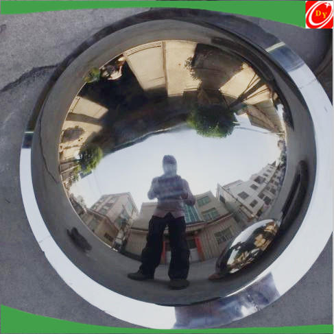 300mm Stainless Steel Dome Mirror