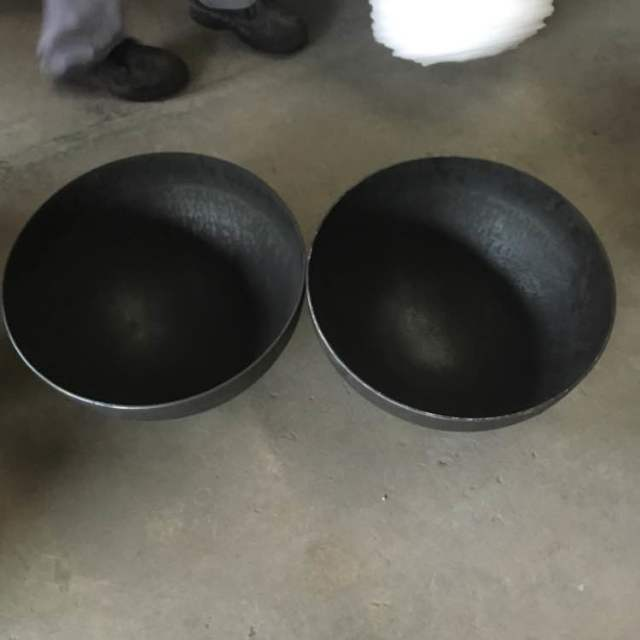 Plain Steel Half Sphere