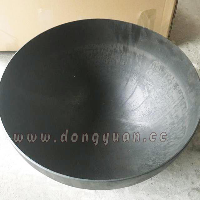 600 Carbon Steel Hemisphere FirePit, Mild Steel Ball Dome
