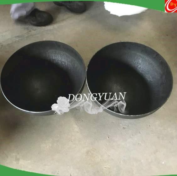 400mm/450mm/500mm/600mm Carbon steel spherical head ,steel hemisphere/half ball