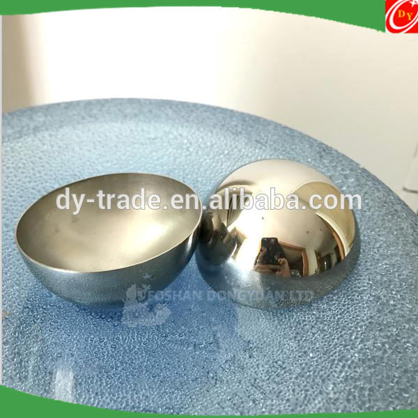 Homemade Stainless Steel42mm Bath Bomb Mold for DIY Bath Bomb