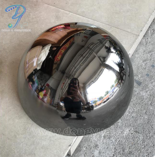 Stainless Steel Hemisphere / Half Metal Ball