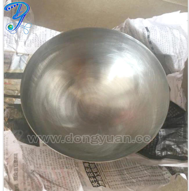 Mirror Polished Stainless Steel Half Ball for Bath Bomb Molds, Ice Molds