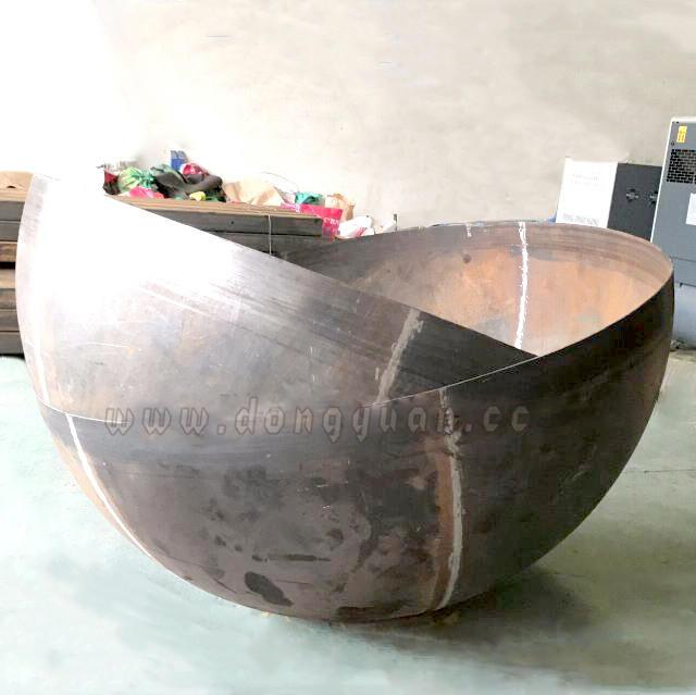 Carbon Steel Hemisphere Head Cap