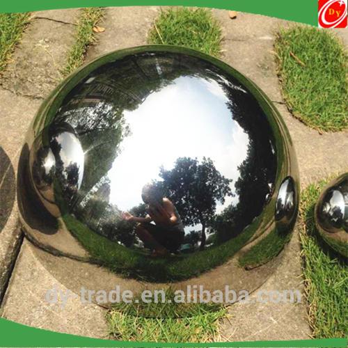 AISI304 700mm Stainless Steel Hemisphere Half Ball