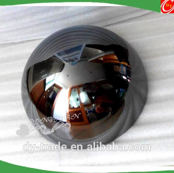 large stainless steel half sphere 800mm