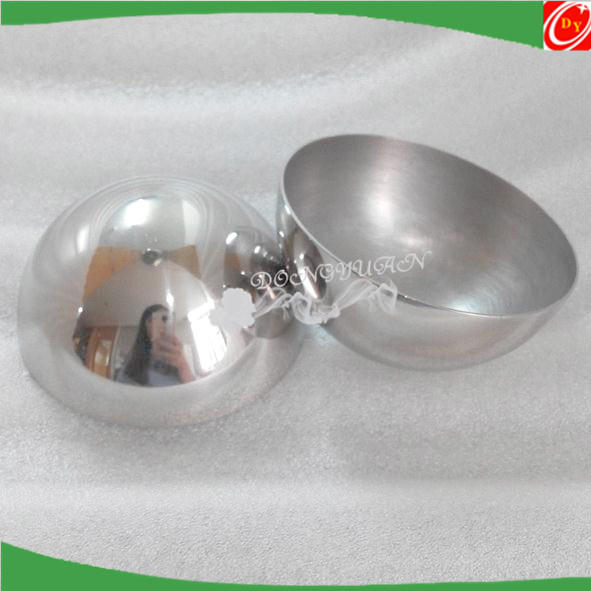 63mm Metal Bath Bomb Making Molds,Stainless Steel Soap Molds
