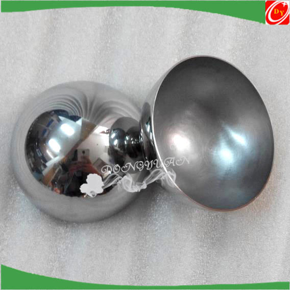 Stainless Steel Bath Bomb Ball Molds