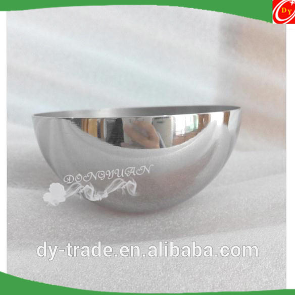 Stainless Steel Grind Hemisphere for Household Mould