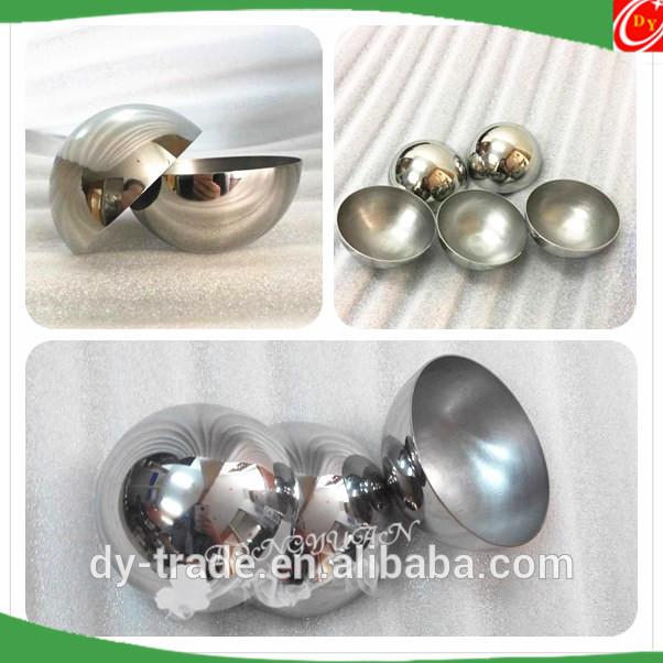 304 Stainless Steel Metal Molds Make Nice BIG Round Bath Fizzies