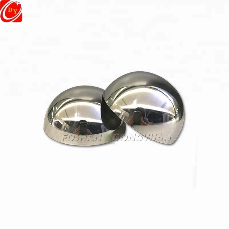 Stainless steel half ball mould 1