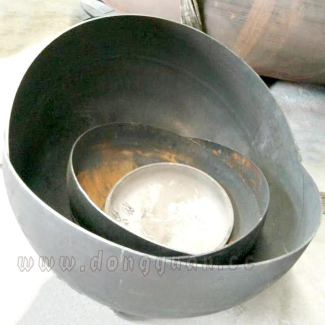 iron half hollow decorative ball