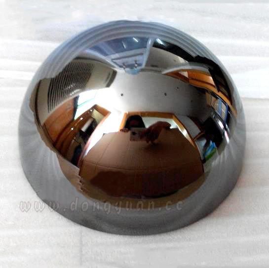 Half Hollow Steel Ball/Metal Half Sphere