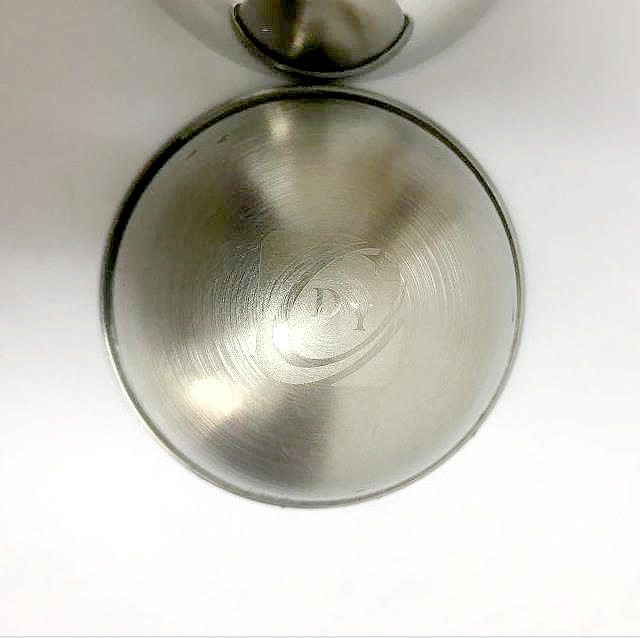 55mm Stainless Steel Bath Bomb Moulds