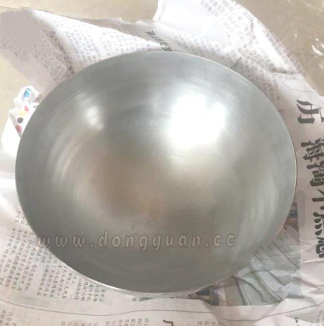 3.5', 3', 2.5', 2' ,1.5' Heavy duty stainless steel bath bomb molds