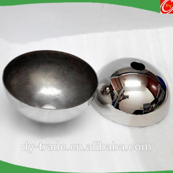 High Quality Stainless Steel Hemisphere 304 Half Steel Ball