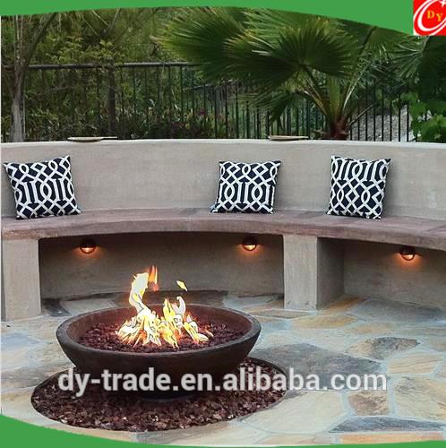 Wood Burning Cast Iron Outdoor Fireplace