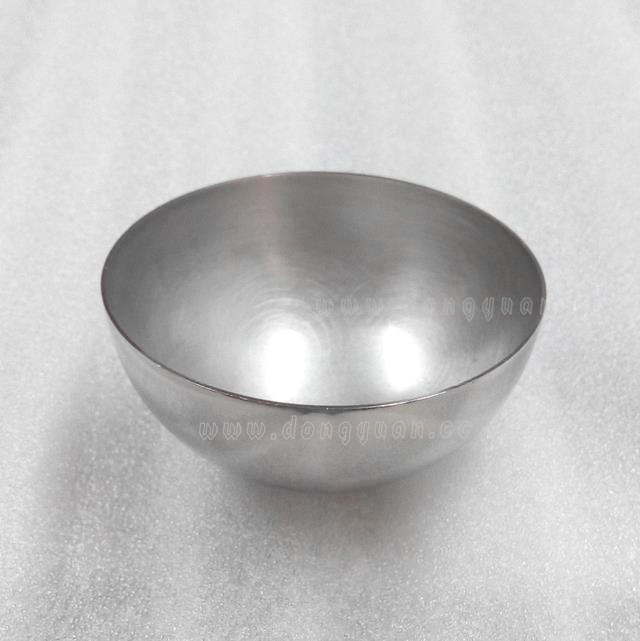 38mm Stainless Steel Half Sphere for Bath Bomb Molds Making