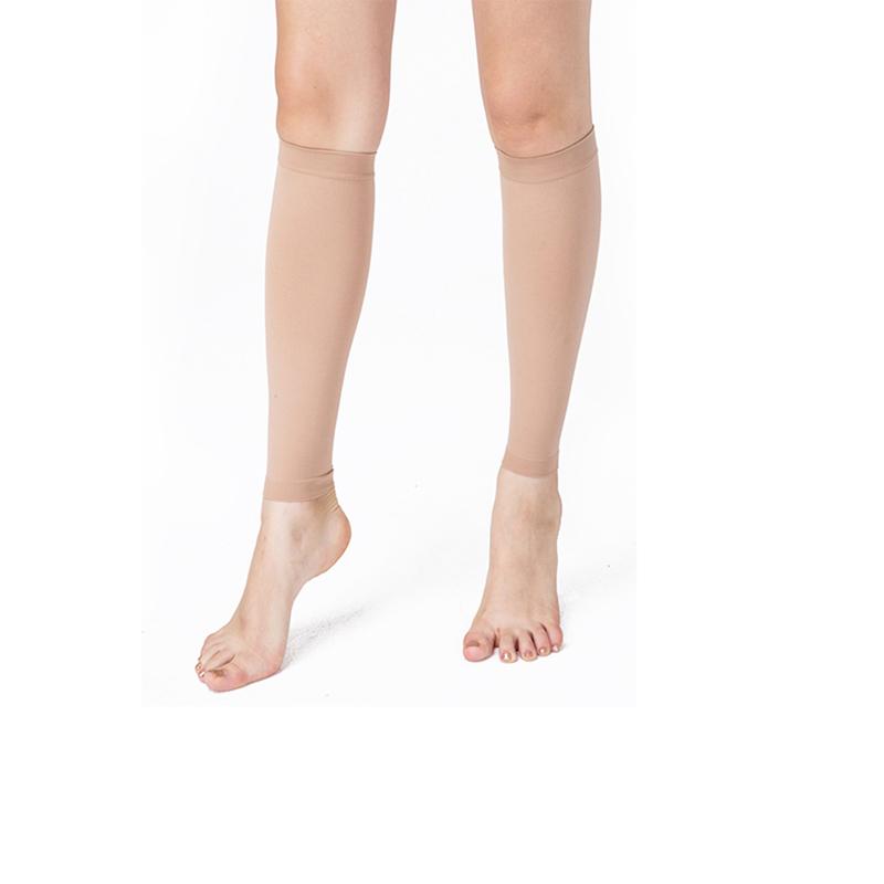 20-25 mmhg graduated compression running leg calf sleeves