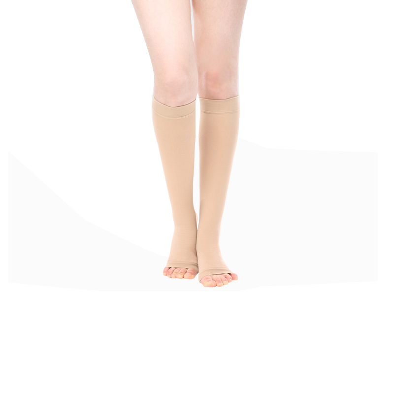 20-30 mmHg Compression Support Pantyhose Medical Stockings Color Nude