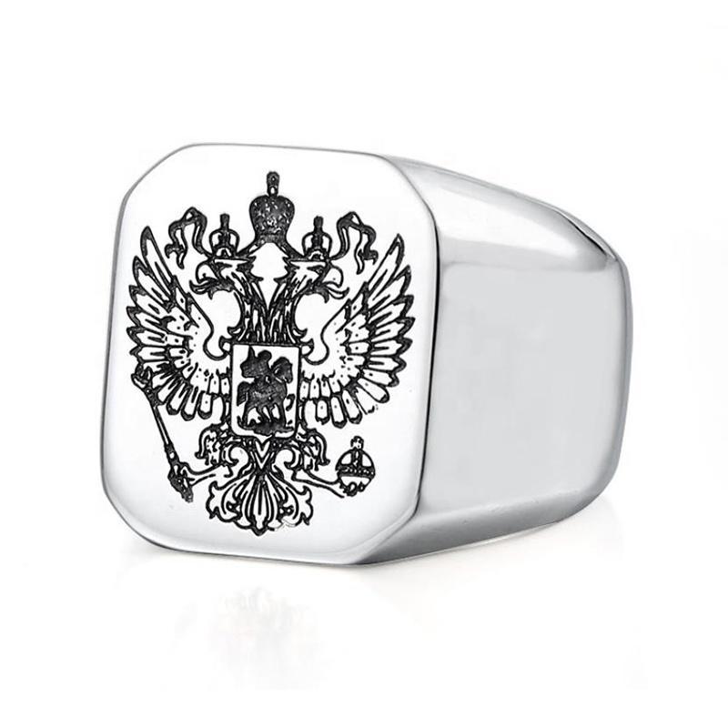 High Quality Stainless Steel Custom Signet Cheap Masonic Rings