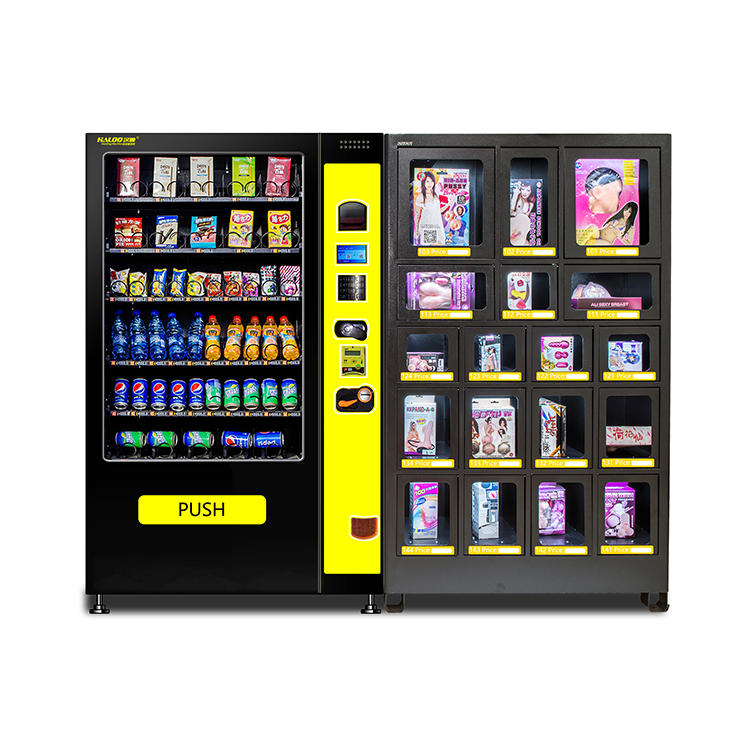 cosmetic lipstick vending machine and glass bottle perfume vending machine