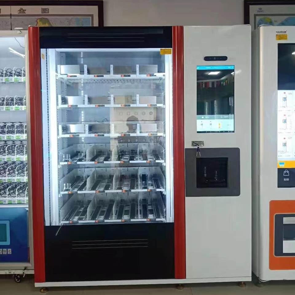 new design perfume vending machine